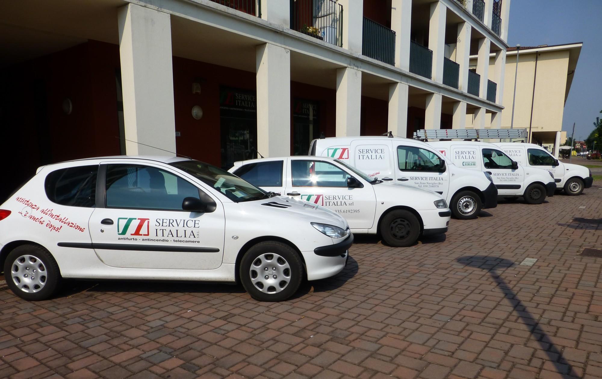 flotta assistenza Service Italia